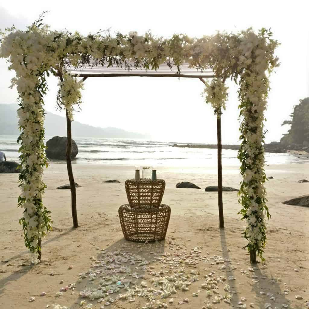 Unique phuket wedding planners beach bamboo gazebo (10)