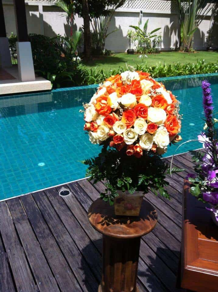 Wedding Flowers Phuket Flower Design