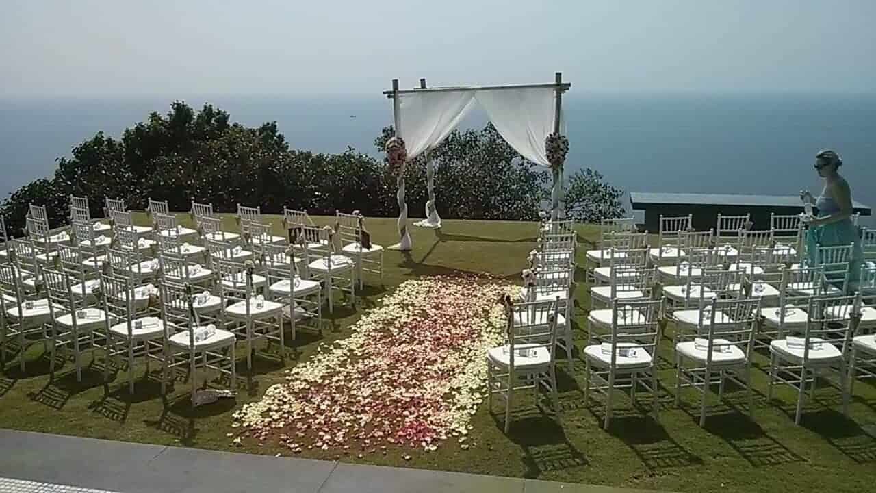 Phuket Wedding Flowers Kamala