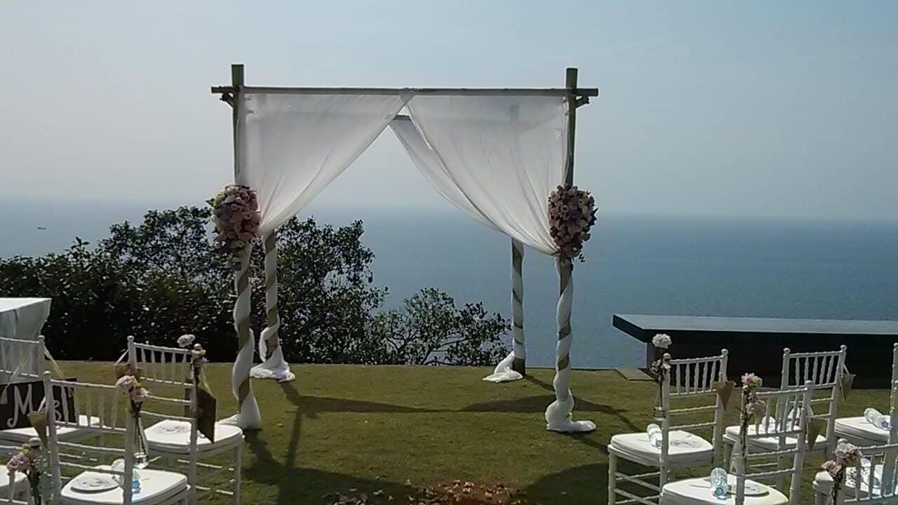 Wedding Flowers Phuket Flower Design
