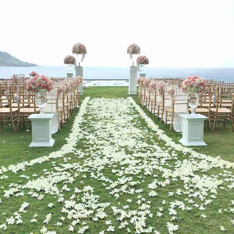 Phuket Wedding Flowers Events