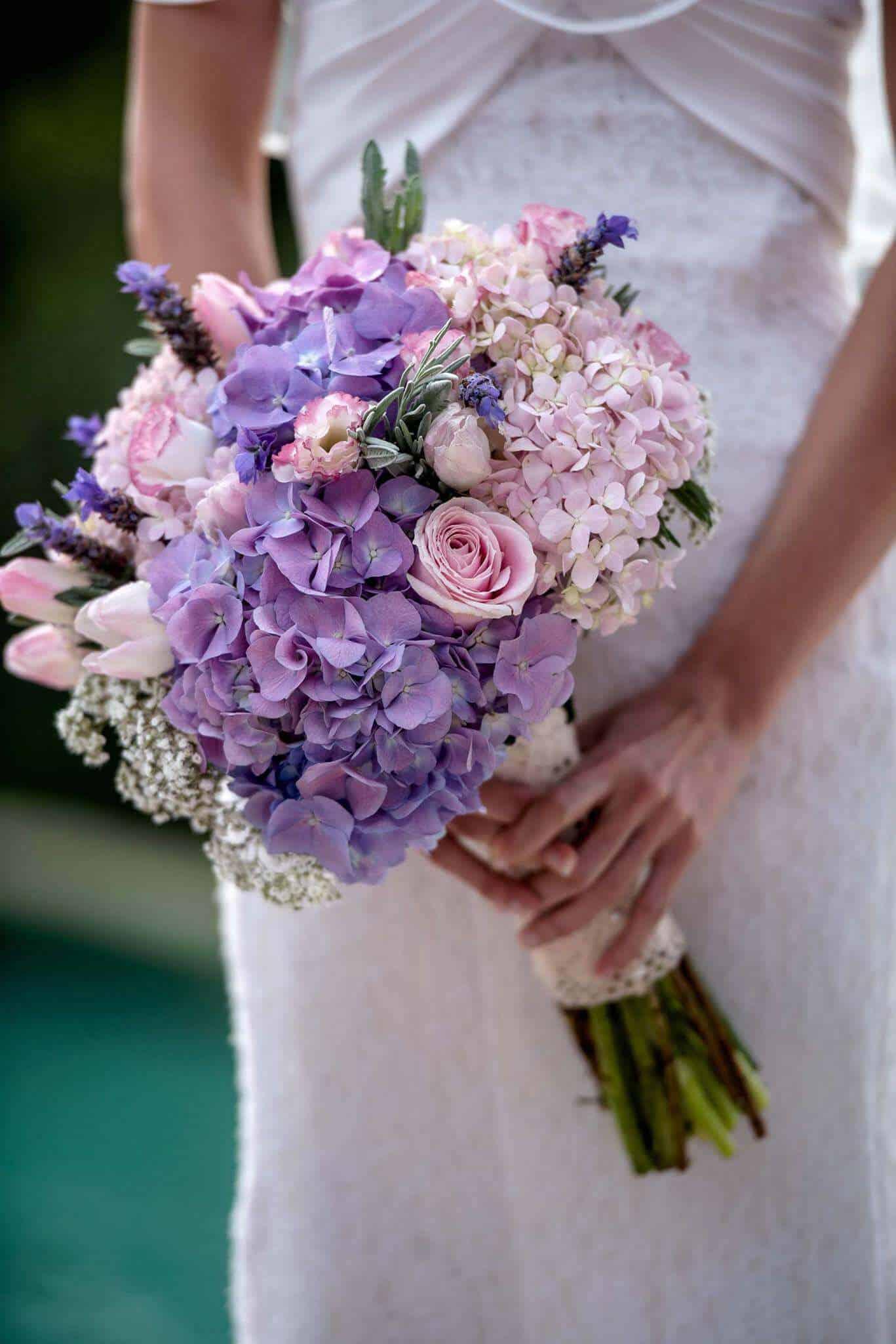 Bouquet Ceremony Flowers Phuket Thailand