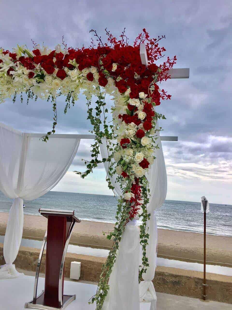 Thailand Luxury Wedding Flowers