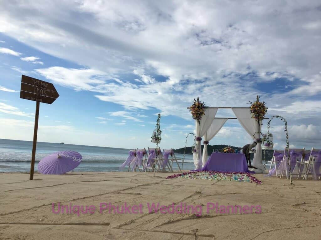 Wedding Flowers Layn Beach
