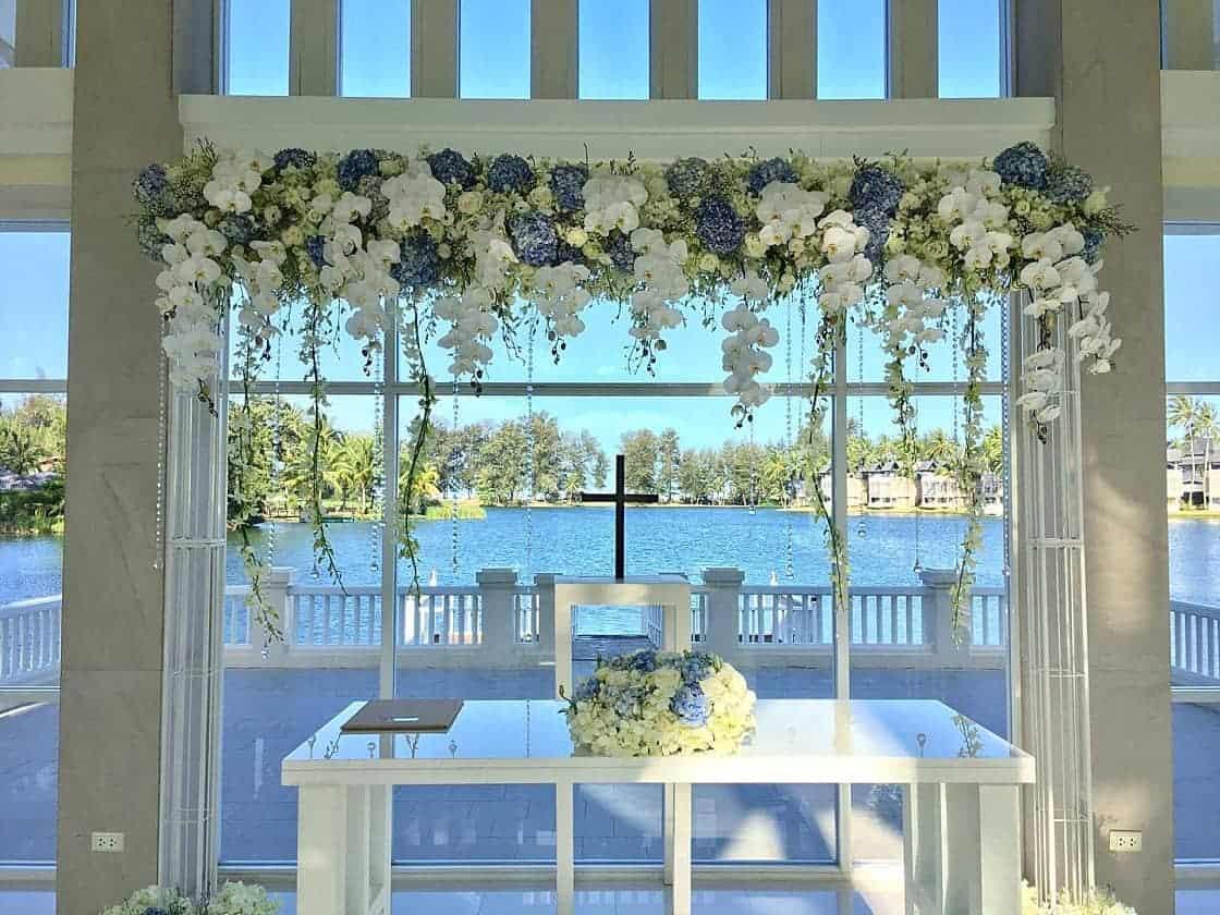 Phuket Wedding Flowers