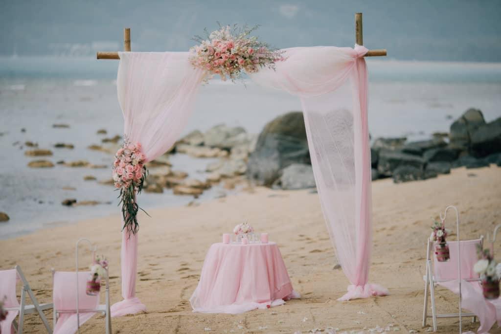 Wedding Flowers Setups 275