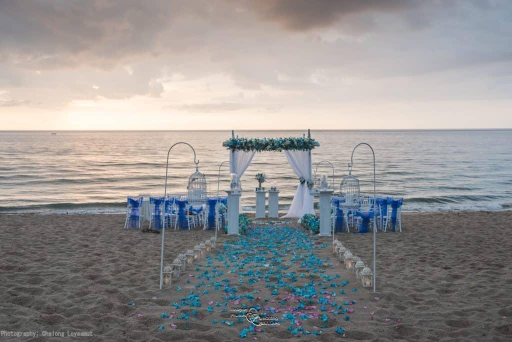 Wedding Flowers Setups 287