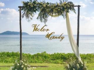 Wedding Flowers Setups 34