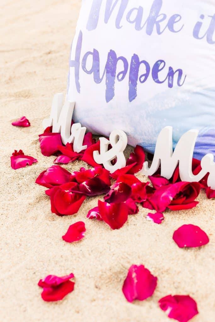 Gilles And Nicole Beach Wedding 25th Jan 2019 - Laguna Villas Island 37