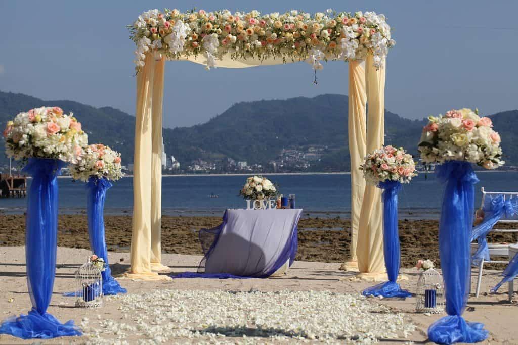 Ivona & Daniel Beach Wedding, 8th March 2019, Thavorn Beach Village 2
